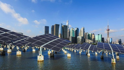 Green Energy Sustainable Solar Engery in Shanghai