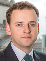 Chris Jameson, head of Financial Institutions Sales, GTS EMEA, Bank of America Merrill Lynch