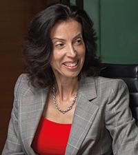 Portrait of Stephanie Wolf