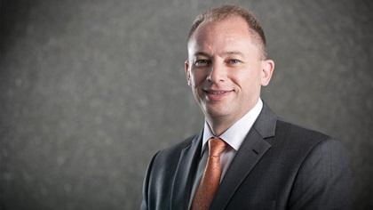 Ricky Thirion, Group Treasurer, Etihad Airways
