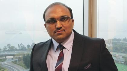 Rajan Gupta, Group Treasurer, HYVA