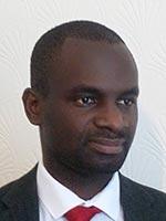 Portrait of Timothy Mukopi