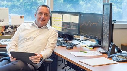Jonas Falk, SKF Treasury Centre Asia & Pacific