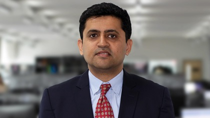 Himanshu Kher, Group Treasurer, LMAX Exchange Group