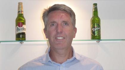Anthony Buchanan, Head of Treasury, Asahi