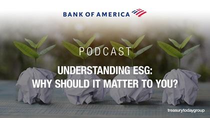 Bank of America Podcast - Understanding ESG