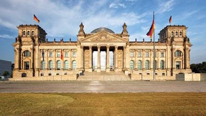 Nice big building in Germany