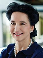Gräfin Carola von Schmettow, CEO of HSBC Germany and Chair of the Management Board, HSBC