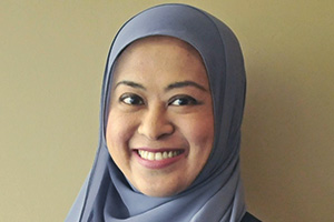 Aida Mosira Mokhtar, Director, Global Treasury Advisory Services, Deloitte Malaysia
