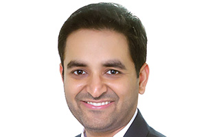 Amit Grover, Assistant Vice President, Liquidity & Banking – APAC, GE Corporate Treasury Singapore