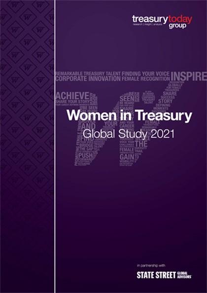 Women in Treasury Global Study 2021