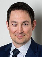Portrait of Andrew Blincoe, Head of Corporates & Institutions, NatWest