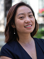 Portrait of Yang Xu, Senior Vice President, Global Treasurer & Corporate Development, Kraft Heinz