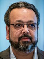 Portrait of Saurabh Chakravarty, Jt President, Finance, UltraTech Cement Ltd