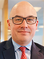 Portrait of Dave Aldred, Treasury and Trade Solutions (TTS) Head for Middle East and North Africa (MENA), Citi