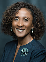 Portrait of Esther Chibesa, Treasury and Trade Solutions (TTS) Head for Sub-Saharan Africa (SSA), Citi