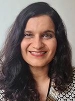 Portrait of Sarika Joshi, Director of Corporate Finance, Zalora Group