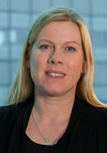 Jacqui Kirk, Co-head of Product Management for GTS EMEA