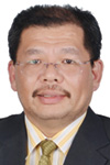 Portrait of Wan Chun Shong, Group Treasurer, Tan Chong Group