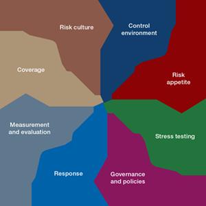 Diagram 1: Enterprise risk management framework