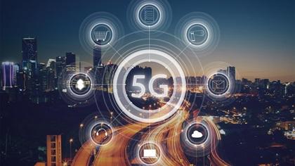 5G network wireless system