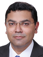 Manu Taneja, Executive – Cash Management and Treasury Services (APAC), GE