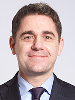 Portrait of Stéphane Gaboriaud, Head of Traditional Trade Finance, APAC, BNP Paribas