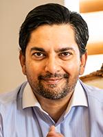 Portrait of Ali Ansari Taulia