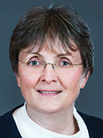 Cornela Hesse, Head of Cash Management, BASF