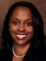 Portrait of Etosha Thurman, Head of Sales & Client Engagement, Capital One Treasury Management