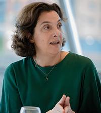 Inês Faden da Silva, Treasurer, Tideway