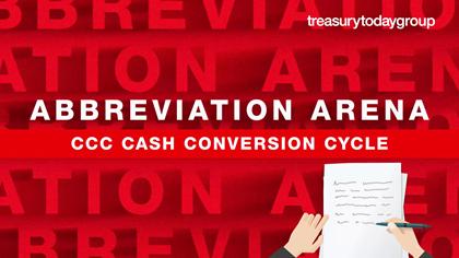 Abbreviation Arena: cash conversion cycle (CCC)