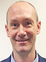 Portrait of Andrew Farnhill