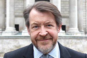Sir Roger Gifford, Country Head, SEB UK and Chair of the City of London's Green Finance Initiative