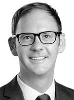 Portrait of Richard Tonge, Principal, Global Mobility Services, Grant Thornton LLP, New York