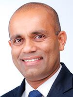 Portrait of Rohan Gunatillake, Group Treasurer, Golding Homes