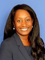 Portrait of Rachel Brown, North America Head of Implementations Treasury and Trade Solutions, Citi