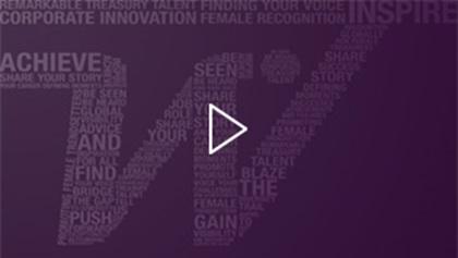 Women in Treasury 2018 study results webinar on demand cover