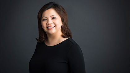 Geraldine Yip, HSBC