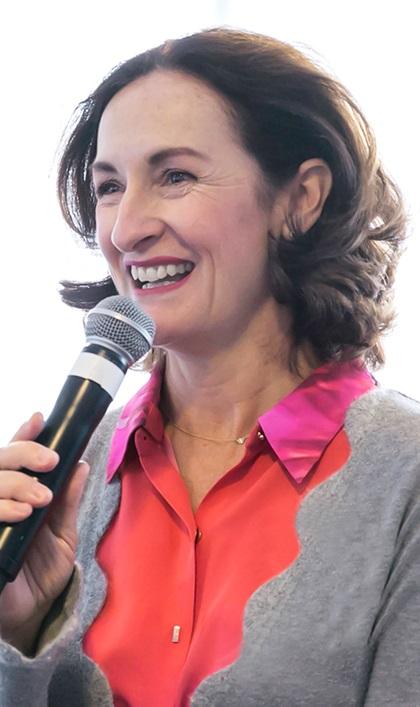 Louise Watts, Transition Hub