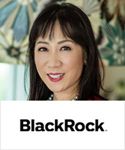Deborah Ho, Regional Head of the South East Asian business for BlackRock and Country Head of BlackRock Singapore