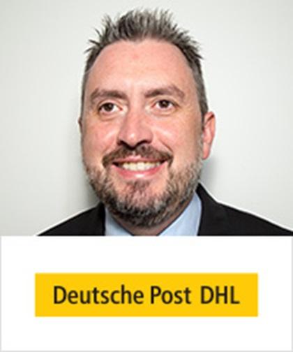Stephen Hogan, Vice President Regional Treasury, Deutsche Post DHL