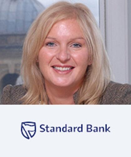 Jenny Knott, CEO, Standard Bank