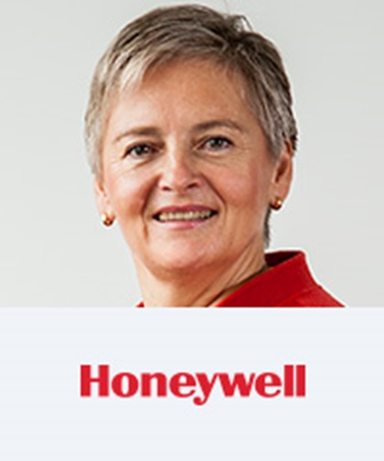 Marie-Astrid Dubois, Assistant Treasurer EMEA and Asia, Honeywell