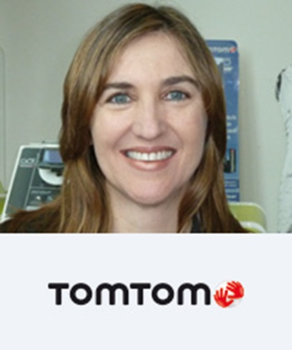 Sonia De Paolis, Treasury Director, TomTom