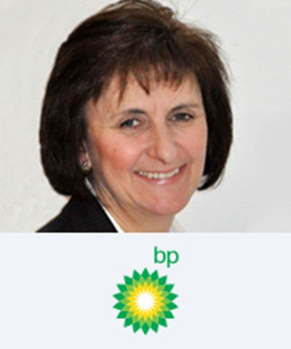 Debra Todd, VP Global Treasury Services, BP