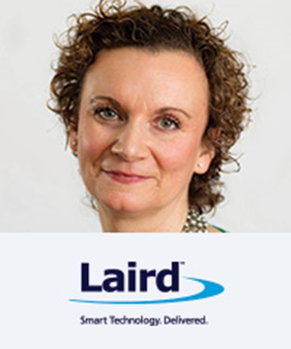 Lucie Harwood, BA, ACA, Head of Treasury and Investor Relations, Laird
