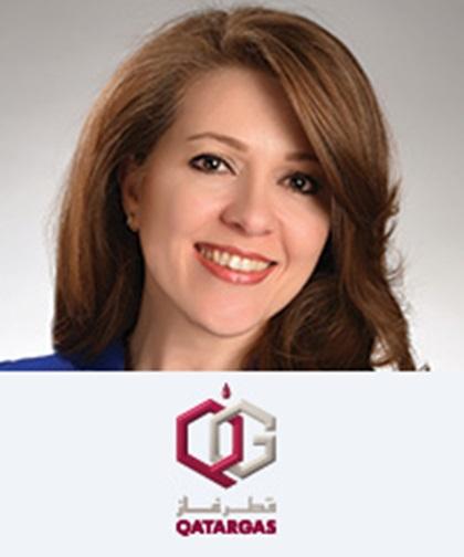 Rana Fayez El-Hajjar, Treasurer, Qatargas