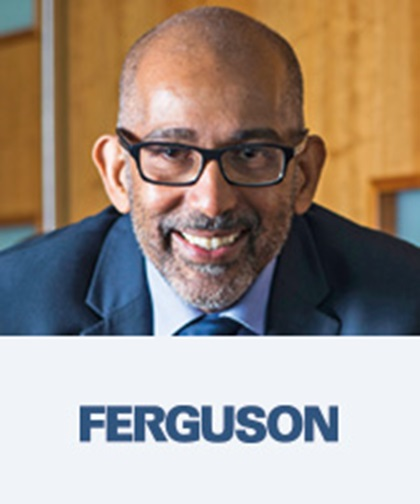 Royston Da Costa, Assistant Group Treasurer, Ferguson