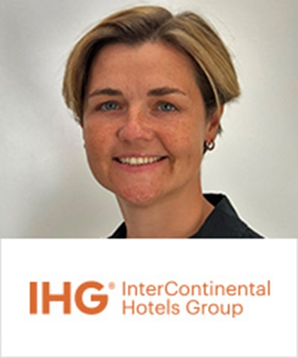 Hailey Laverty, Group Treasurer, InterContinental Hotels Group plc (IHG)